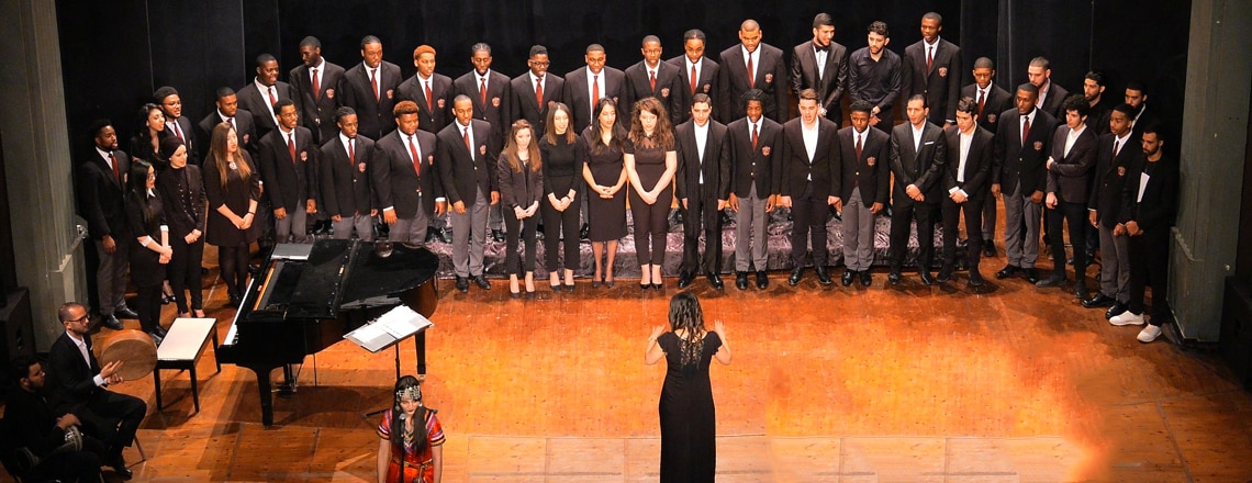 Morehouse College Glee Club – Algeria Tour