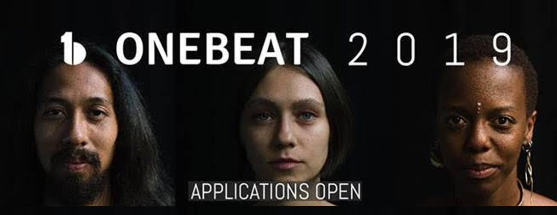 SAVE THE DATE: OneBeat 2019 Application opens November 19-December 21